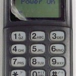 Cell phones – of the past