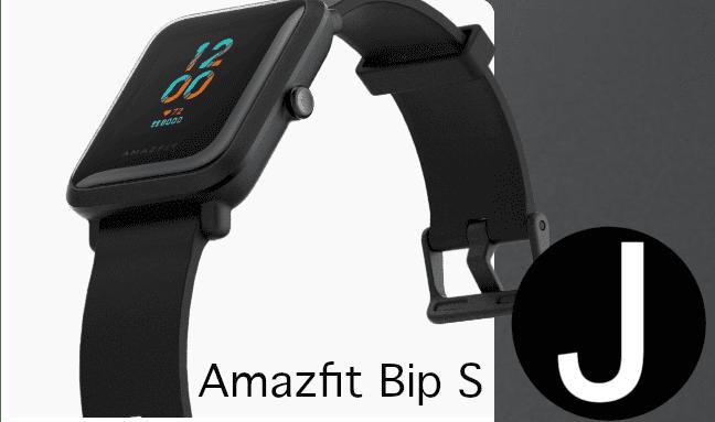 Amazafit Bip S